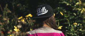 ทรงหมวกสวย