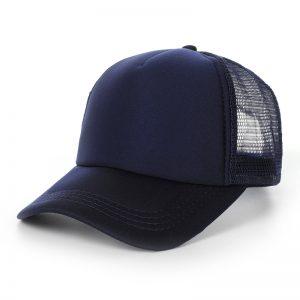 หมวกเปล่าสีกรมท่า