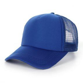 หมวกเปล่าสีน้ำเงิน
