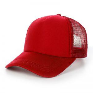 หมวกเปล่าสีแดง