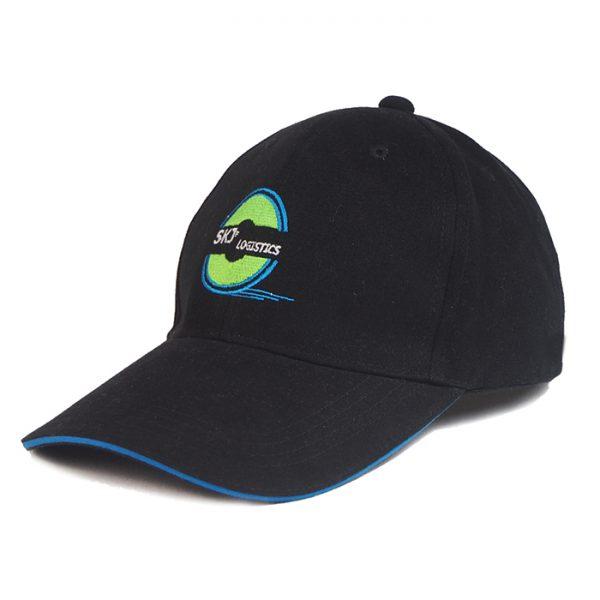 ทำหมวกแก๊ปสีล้วน