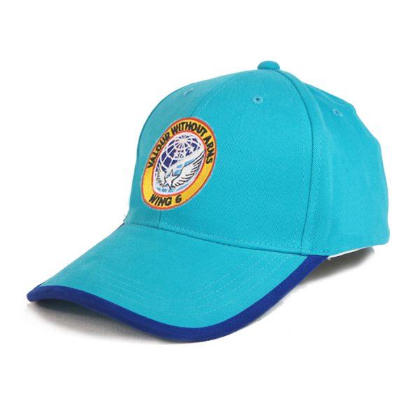 รับทำหมวกแก๊ปสีล้วน