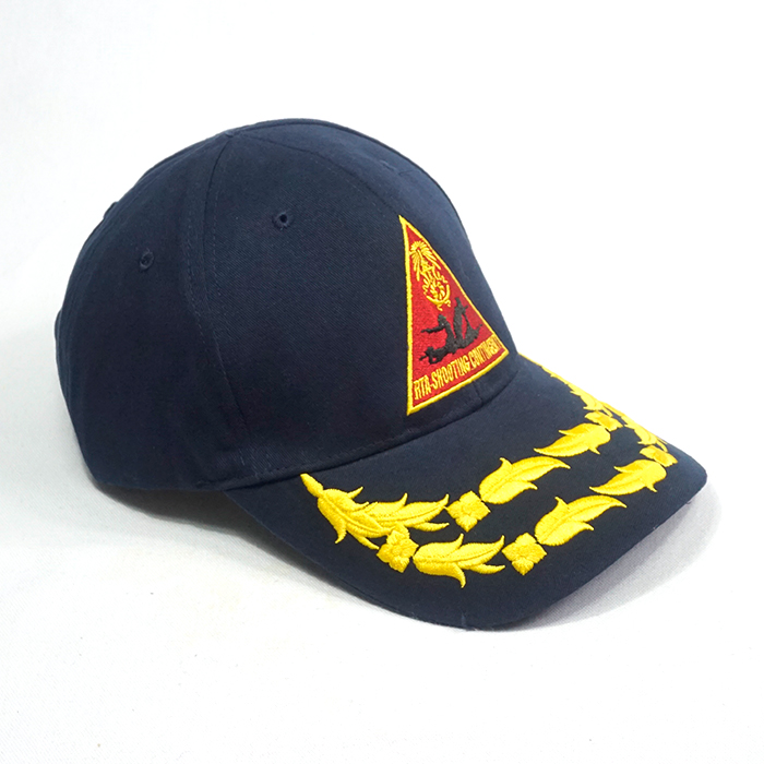 หมวกหทารสีกรมท่า
