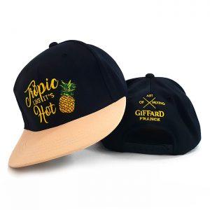 หมวกฮิปฮอปสองสี