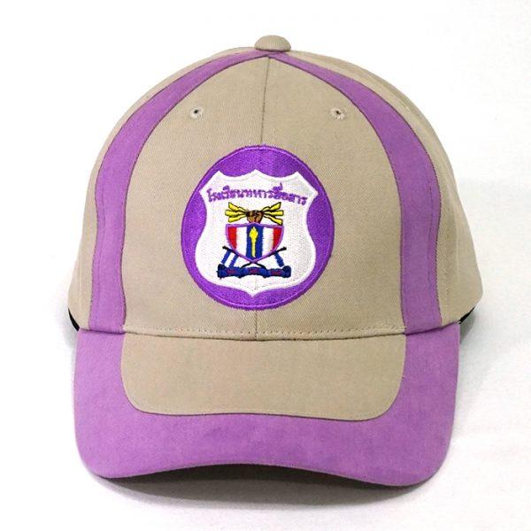รับผลิตหมวกแก๊ปตัดต่อสวยๆ
