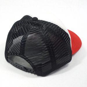 หมวกแก๊ปตาข่ายทรีโทน