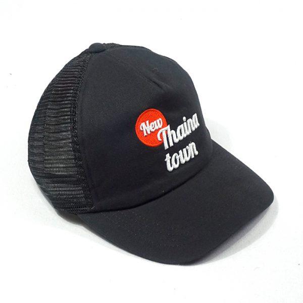 หมวกแก๊ปตาข่ายสั่งทำตามแบบ