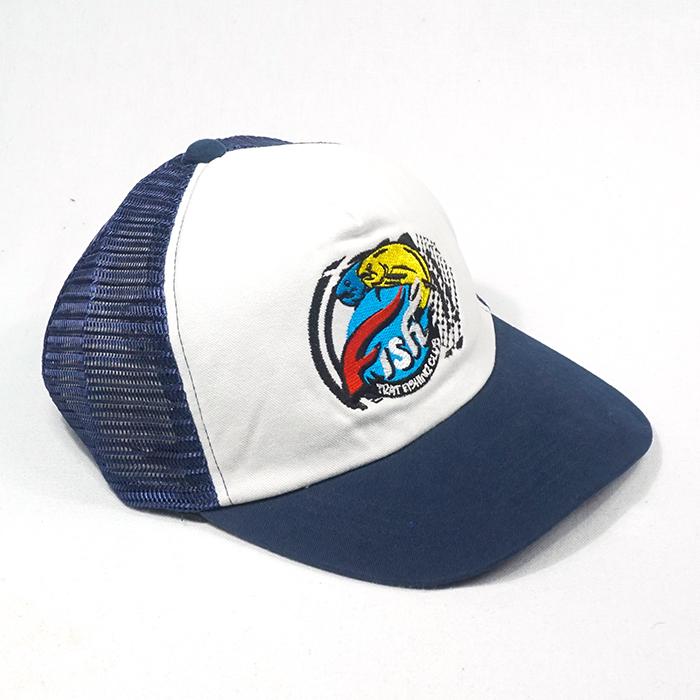 หมวกแก๊ปตาข่ายทูโทน