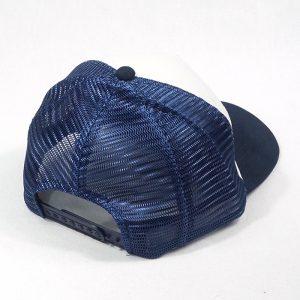 หมวกแก๊ปตาข่ายสีทูโทน