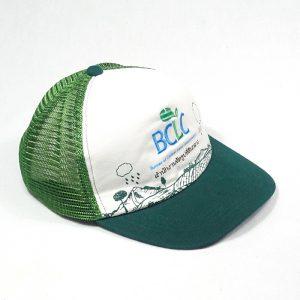 หมวกแก๊ปตาข่ายสามสี