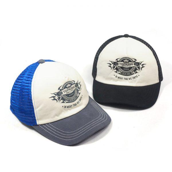 สั่งทำหมวกแก๊ปตาข่าย