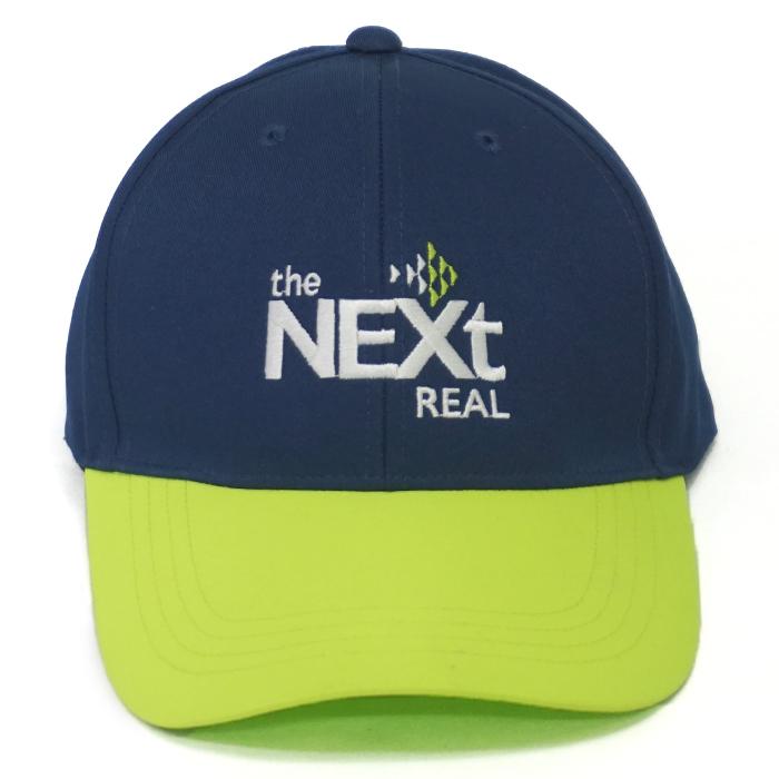 หมวกแก๊ปทูโทน TheNEXTREAL