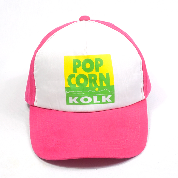หมวกแก๊ปทูโทน PopCorn