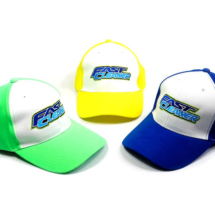 แบบตัวอย่างหมวกแก๊ปสั่งผลิต