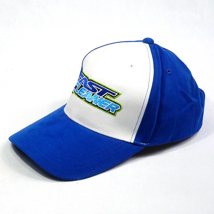 แบบหมวกแก๊ปสีน้ำเงิน