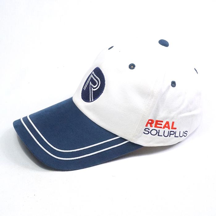 หมวกแก๊ปทูโทนพรีเมี่ยมReal