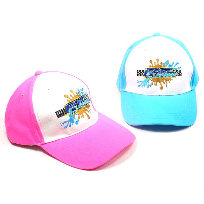 หมวกแก๊ปทูโทน FastCleaner
