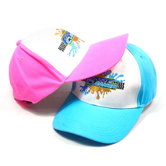 รับทำหมวกแก๊ปทูโทน FastCleaner