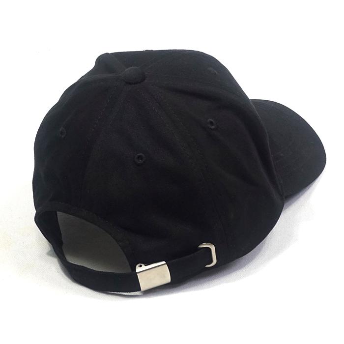 หางหมวกบัคเคิลเหล็ก