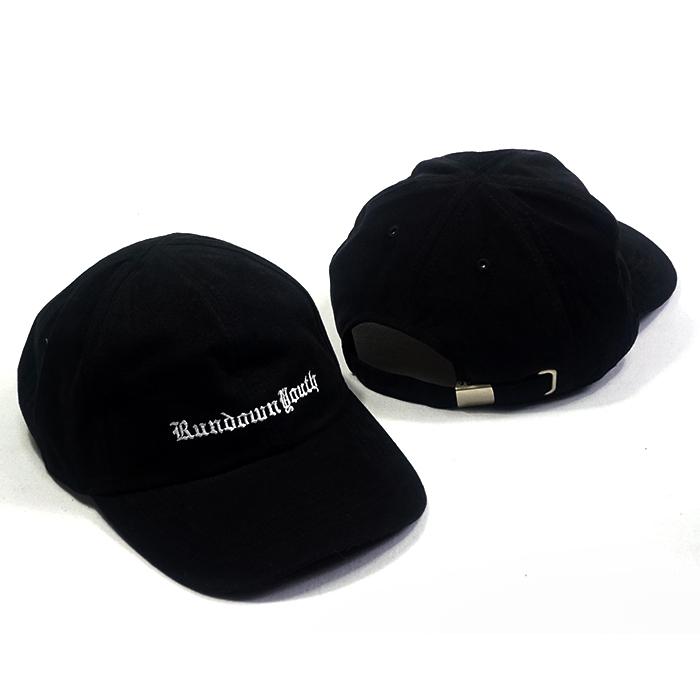 รับทำหมวกแบรนด์ RundownBounth