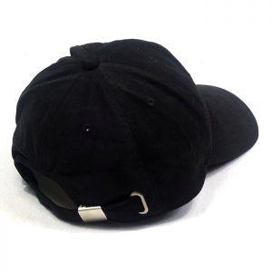 ผลิตหมวกแบรนด์สีดำ