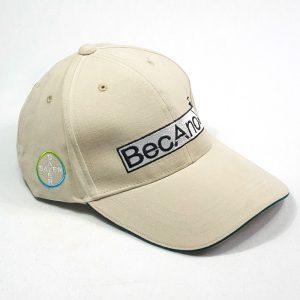 แบบหมวกแก๊ป BecAno