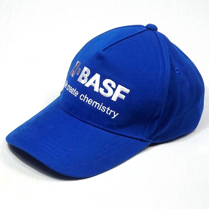 ผลิตหมวกแก๊ป งานBASF