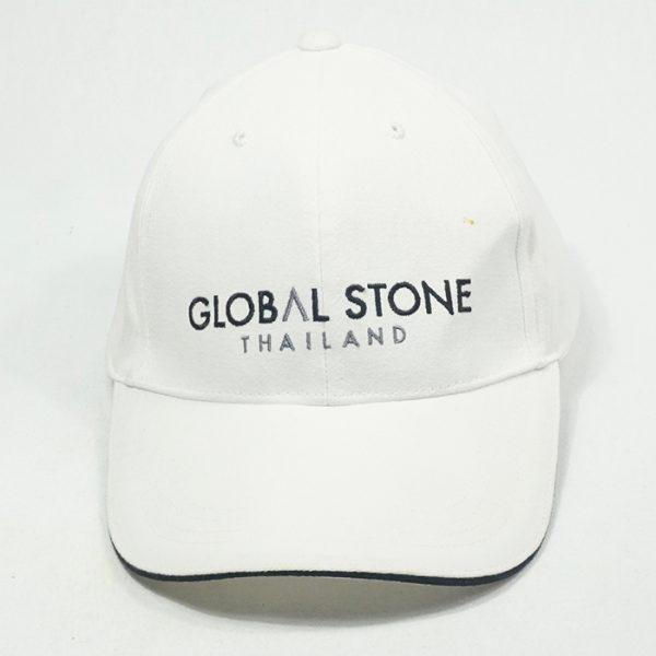 แบบหมวกแก๊ป GLOBAL