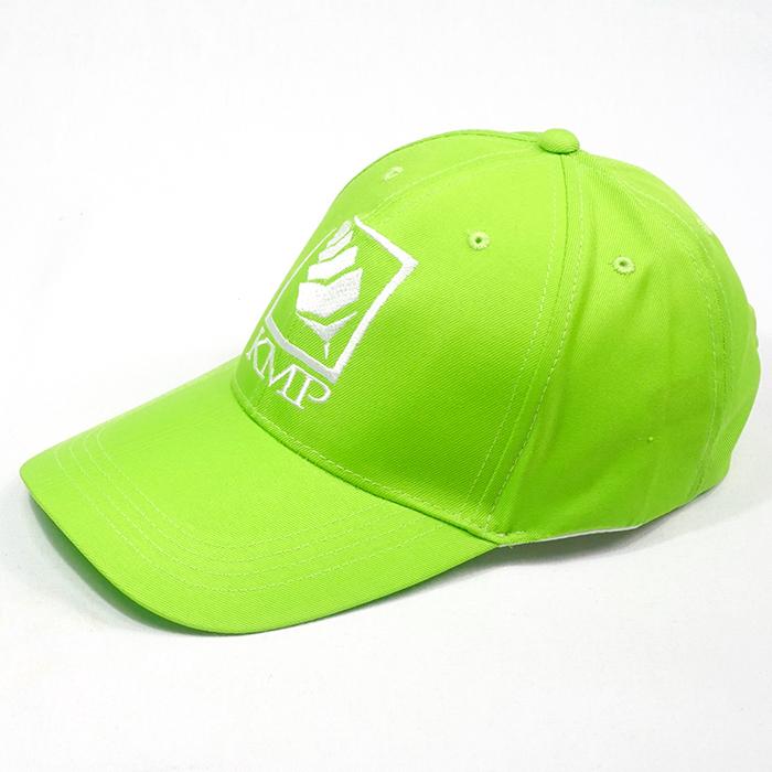 ทำหมวกแก๊ปสีล้วน งานKMP
