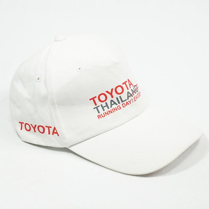รับทำหมวกแก๊ป งานTOYOTA