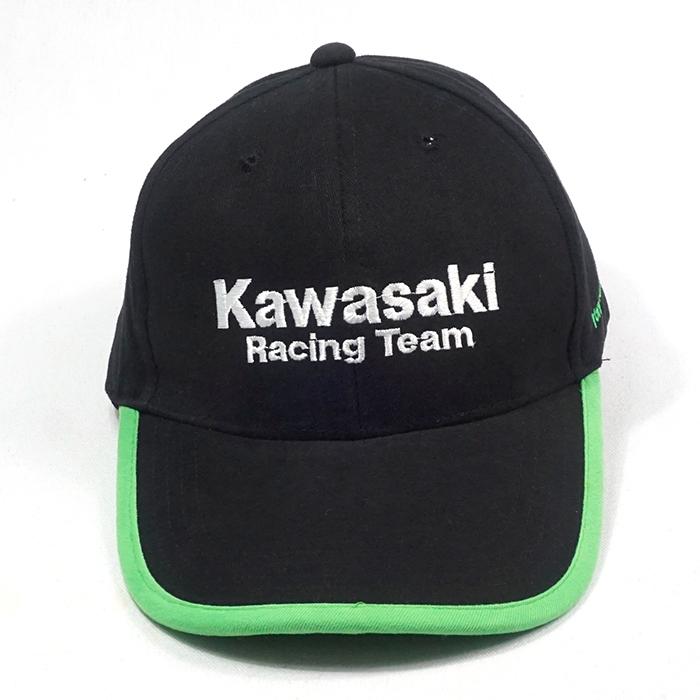 ทำหมวกแก๊ป Kawasaki
