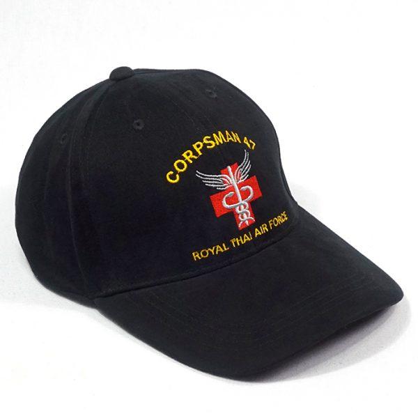 ทำหมวกแก๊ปCORPSMAN