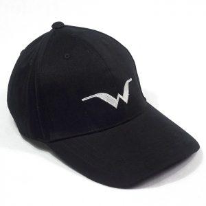 แบบหมวกสีล้วนงานW