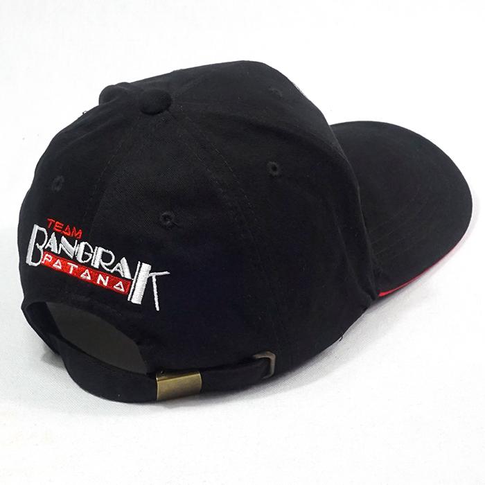 ทำหมวกแก๊ปสีดำ TeamBangrak