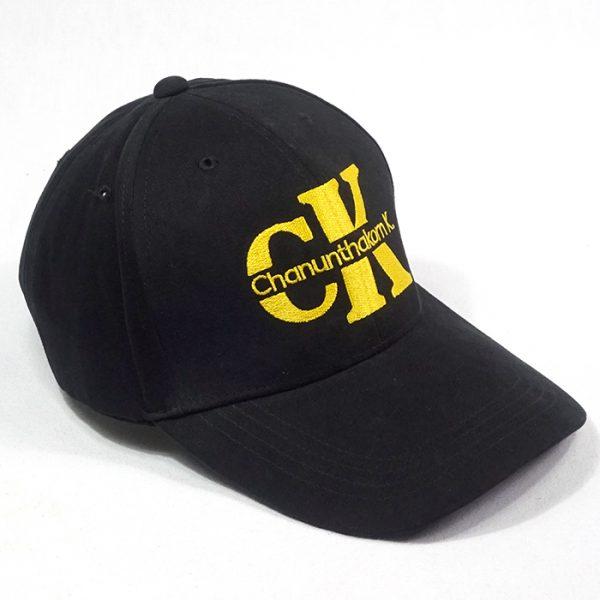 ผลิตหมวกแก๊ปสีล้วน CK