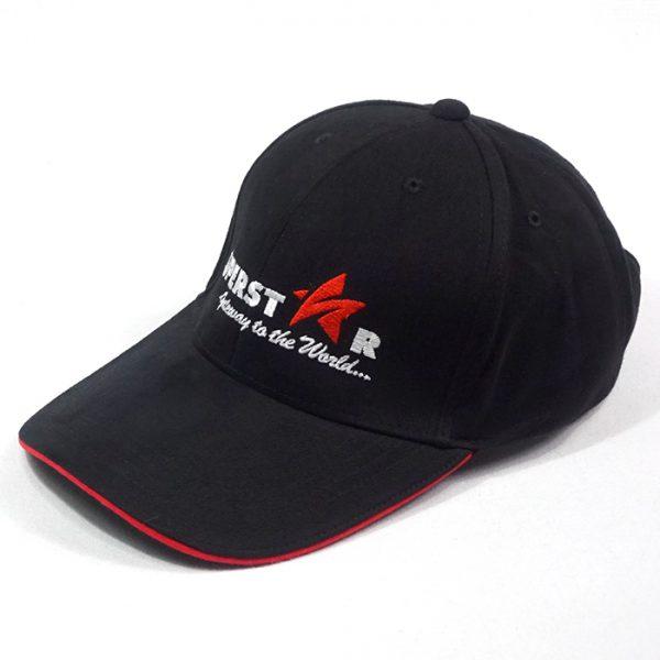 ทำหมวกแก๊ปพรีเมี่ยม Superstar