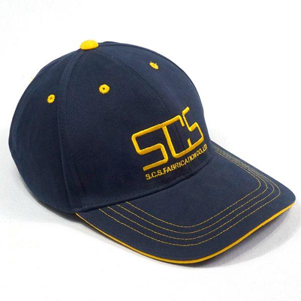 ทำหมวกแก๊ปพรีเมี่ยม SCS