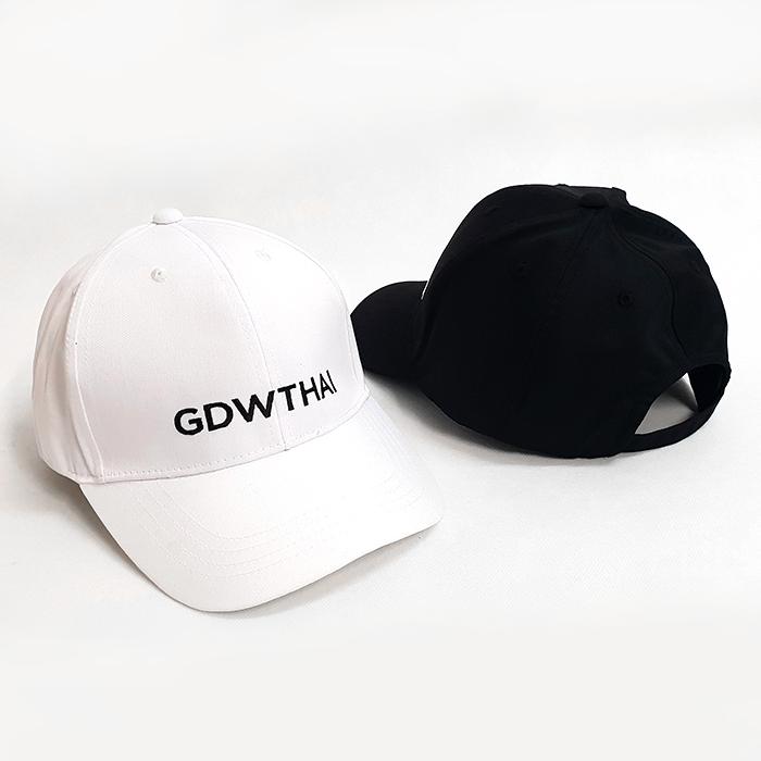 แบบหมวกแบรนด์