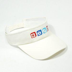 หมวกไวเซอร์สีขาว