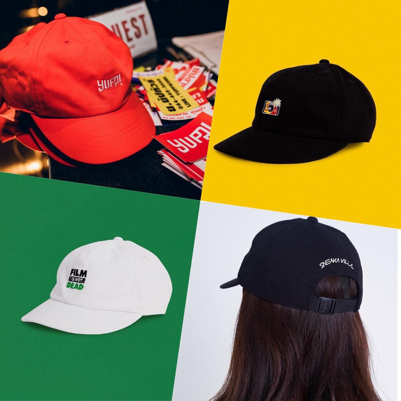 หมวก street