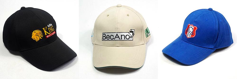 โรงงานทำหมวกแก๊ป