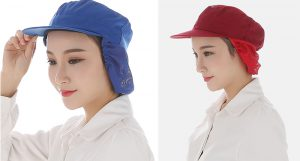 หมวกใช้ในโรงงานอุตสาหกรรม