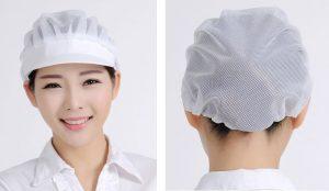 หมวกในโรงงานอาหาร