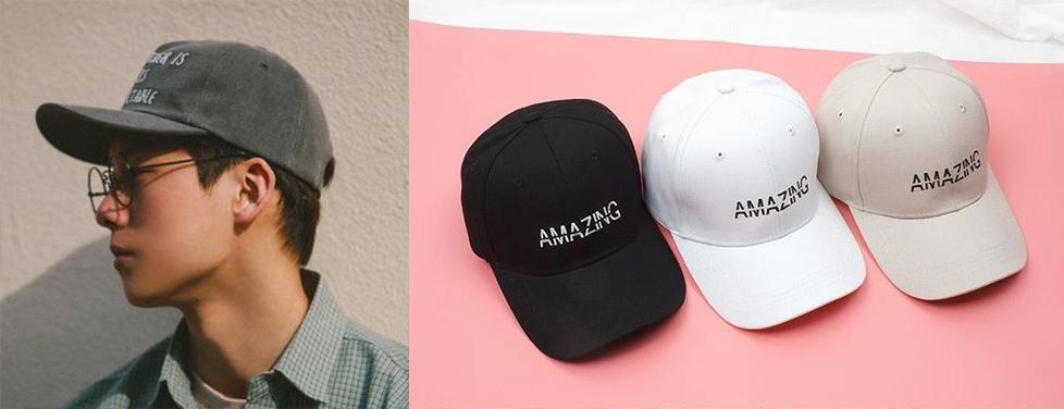 หมวกแก๊ป Cap